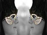 The Mirror Fotografie-Druck von  Exploding Art