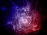 Soul Dance Fotografie-Druck von  Exploding Art