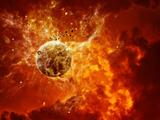 5000 Degrees Kelvin Fotografie-Druck von  Exploding Art