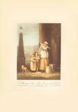 Servante - Approvisionnement en lait Posters par Francis Wheatley