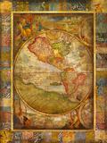 Orbis Terra Posters par  Douglas