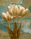 TulipeI Affiche par Tania Bello