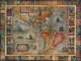 Old World II Affiches par  Douglas