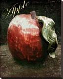 Apple Toile tendue sur châssis par Karen J. Williams