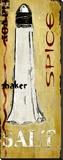 Salt Shaker Toile tendue sur châssis par Karen J. Williams