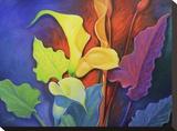 Dazzle Stretched Canvas Print by Joe Sambataro