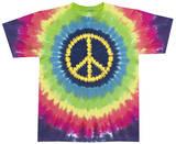 Hippie Peace Magliette