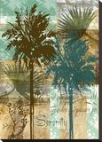 Palma I Stampa su tela di Maeve Fitzsimons