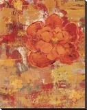 Marigolds IV Bedruckte aufgespannte Leinwand von Lisa Ven Vertloh