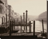 Venice Stretched Canvas Print by David Westby