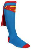 Superman Cape Knee High Socks Sokken