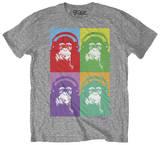 Steez - Monkey Phonic T-shirts