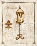 Paris Bustier Posters af Gregory Gorham