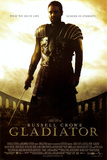 Gladiator Movie (Russell Crowe, What We Do In Life) Posters