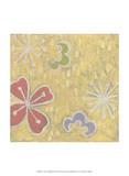Confetti Delight II Affiches par Karen Deans