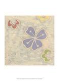 Confetti Delight III Affiche par Karen Deans