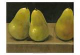 Pear Study Posters par Tim O'toole