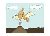 Prehistoric Playtime III Stampe di Pam Ilosky