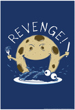 Cookie Revenge Lámina por  Snorg Tees