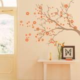 Watsonia Branch Adesivo de parede