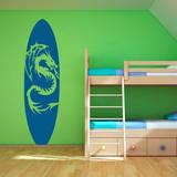 Dragon's Beach Adesivo de parede
