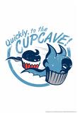 CupCave Poster di  Snorg Tees