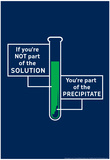 Solution Poster por  Snorg Tees