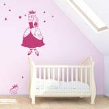 Fairytale Princess Adesivo de parede