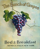 The Bunch of Grapes Giclée-Druck von Isiah and Benjamin Lane