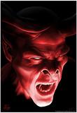 Shadow Demon Photographie par Tom Wood