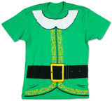 Elf Costume Tee (Slim Fit) Camisetas