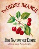 The Cherry Branch Giclée-Druck von Isiah and Benjamin Lane