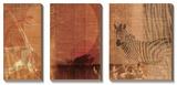 Safari Sunset I Posters par Tandi Venter
