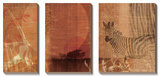 Safari Sunset I ポスター : タンディ・ベンター