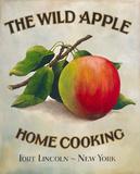 The Wild Apple Giclée-Druck von Isiah and Benjamin Lane