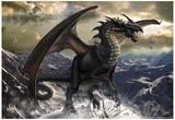 Rogue Dragon Posters par Tom Wood