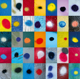Spot the Difference Stampa giclée di Sharon Elphick