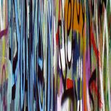 Graffiti II Giclee-trykk av Tony Koukos
