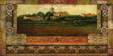 Village Splendor Reproduction procédé giclée par  Douglas