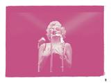 Marilyn Monroe VIII In Colour Giclée-Druck von  British Pathe
