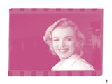 Marilyn Monroe VI In Colour Giclée-Druck von  British Pathe