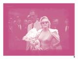 Marilyn Monroe IX In Colour Giclée-Druck von  British Pathe