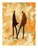 Masai Mara I Lámina giclée por Robin Anderson