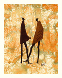 Masai Mara I Gicléedruk van Robin Anderson