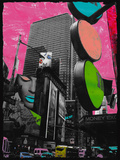 Times Square Pôsters por Riccardo Simonutti
