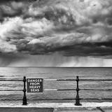 Heavy Weather Fotografisk tryk af Craig Roberts