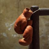 Punch Drunk Fotografisk trykk av Bernard Jaubert