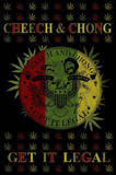 Cheech and Chong - Get It Legal Posters