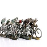 Tour De France Fotografisk trykk av Bernard Jaubert