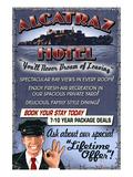 Alcatraz Island Hotel - San Francisco, CA Posters by  Lantern Press
